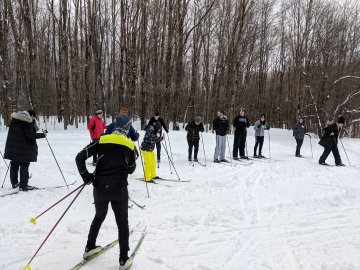 Wellness and Adventure - Skiing 01