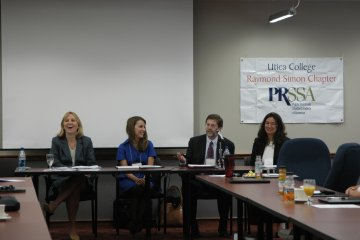 Public Relations Society of America - Utica