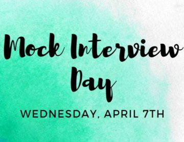 Mock Interview Day logo