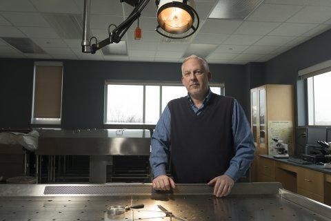 Dr. Thoms Crist, Ph.D.