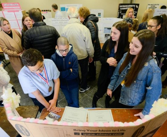 UticaOD 2019 HS Science Fair