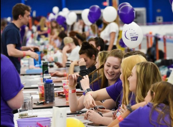 OD 04-13-19 Relay for Life at UC