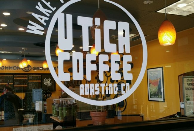 Utica Coffee at UC Common Grounds