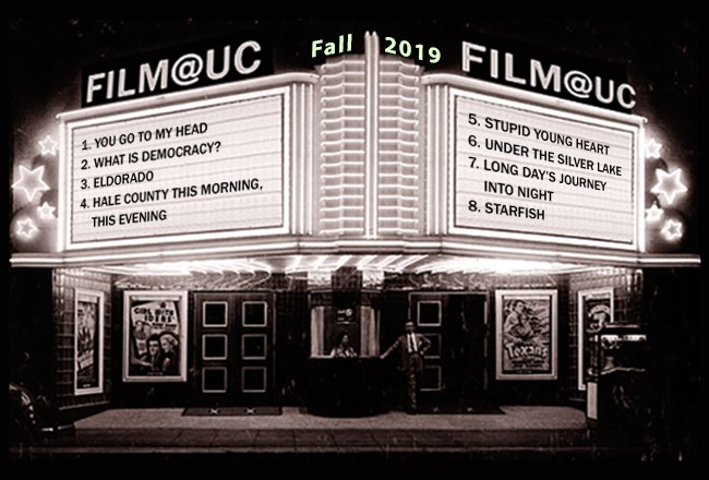 FILM@UC Fall 2019