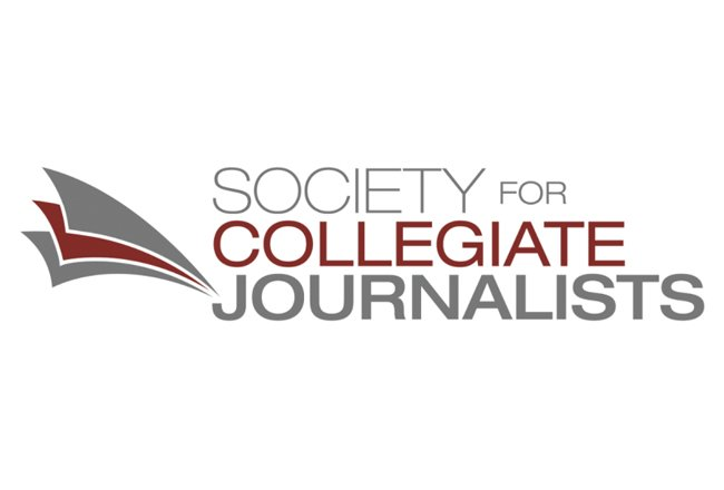 Society for Collegiate Journalists checkerboard