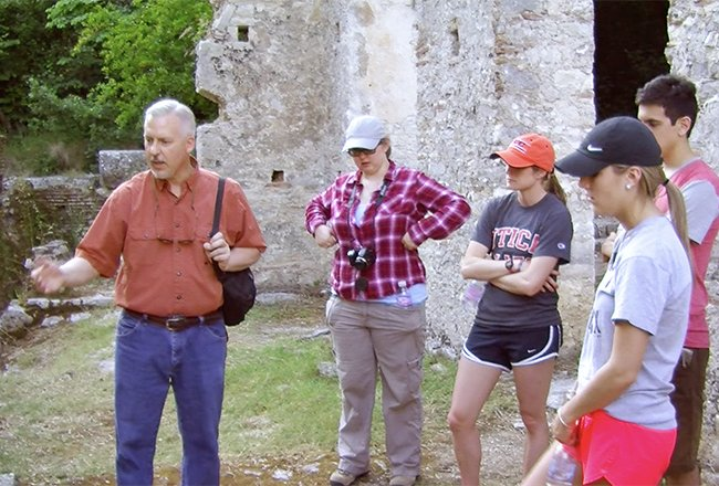 Forensic Anthropology Field School in Butrint