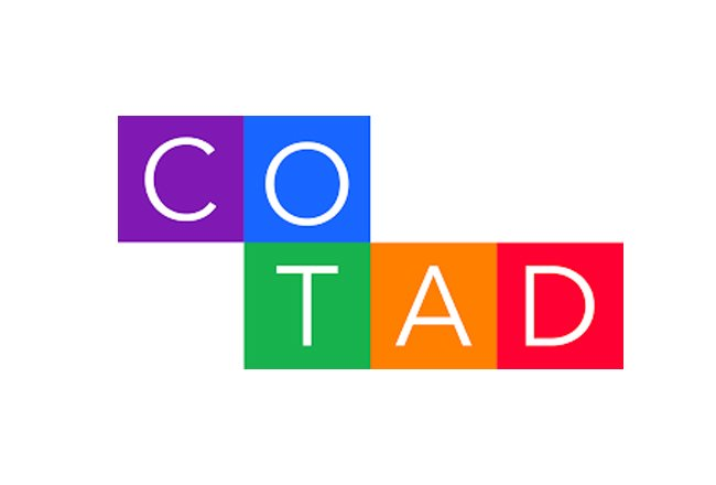 Logo for Coalition of Occupational Therapy Advocates for Diversity (COTAD)