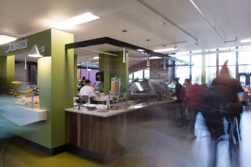 2017 UC Sodexo Dining Renovations