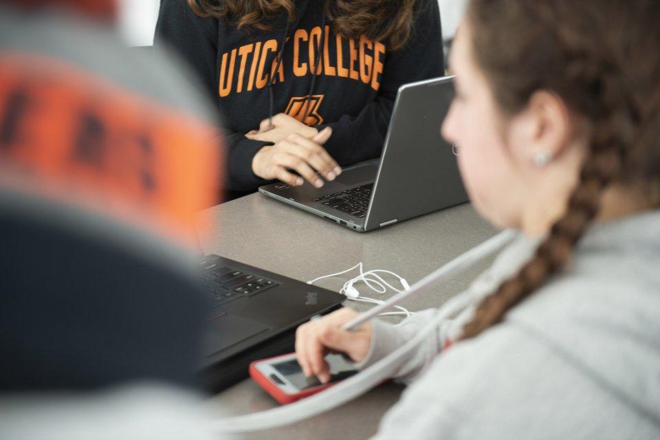 Fresh Utica College Banner Web