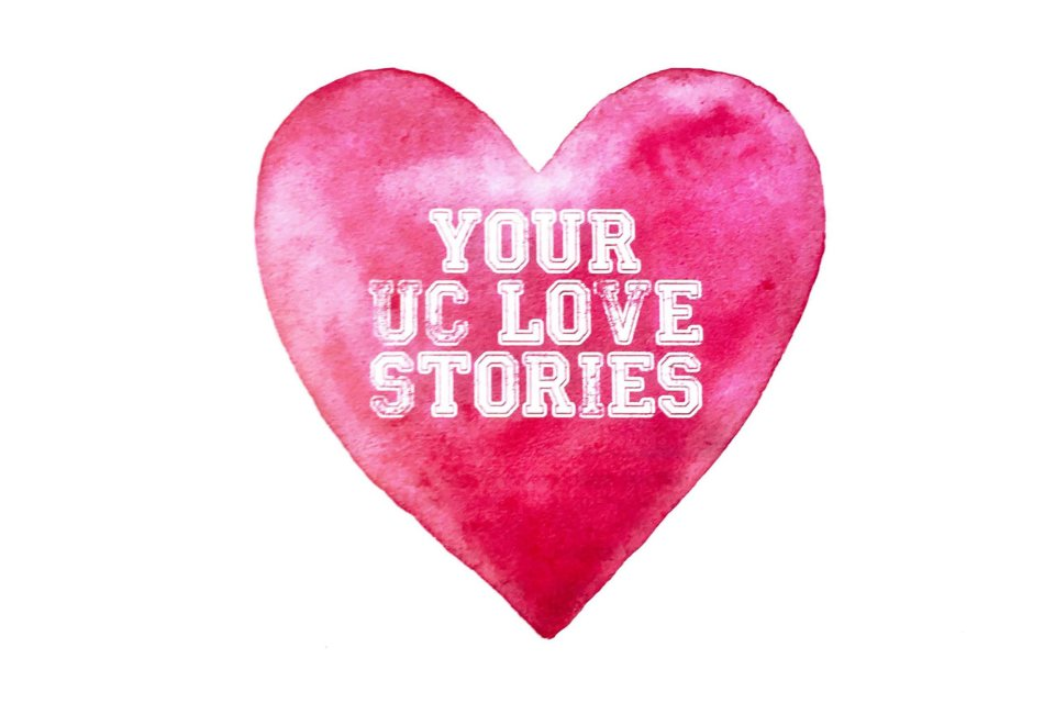 Your UC Love Stories logo