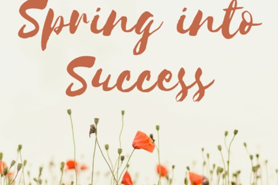 Spring into Success logo