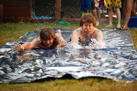 slip and slide
