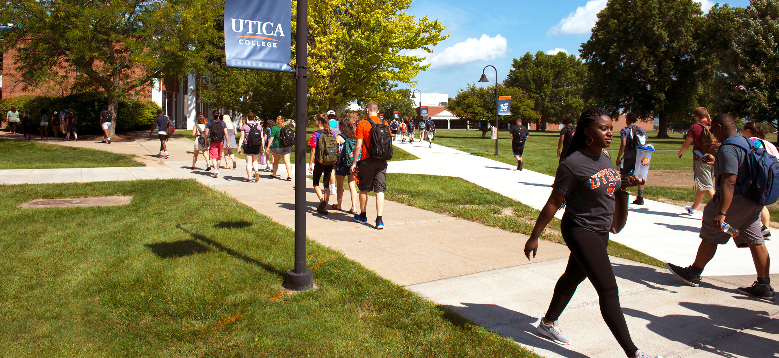 The Applied Ethics Institute at Utica College - No Fire Zone