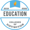 2019-2020 Education College of Distinction