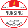 2019-2020 Nursing College of Distinction